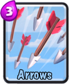 100_Arrows-Common-Card-Clash-Royale