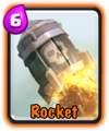 Rocket-Rare-Card-Clash-Royale