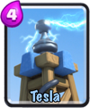 Tesla-Common-Card-Clash-Royale