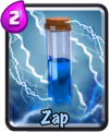 Zap-Common-Card-Clash-Royale