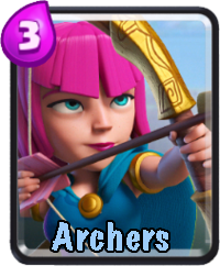 Archers-Epic-Card-Clash-Royale