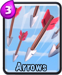 Arrows-Common-Card-Clash-Royale