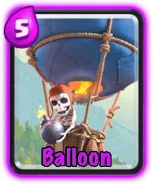 Balloon-Epic-Card-Clash-Royale