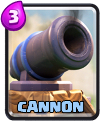 Cannon-Common-Card-Clash-Royale