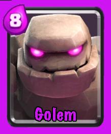 Golem-Epic-Card-Clash-Royale
