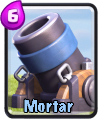 Mortar-Common-Card-Clash-Royale