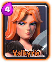 Valkyrie-Rare-Card-Clash-Royale