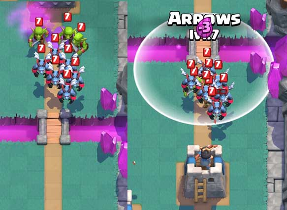 arrows-vs-swarms