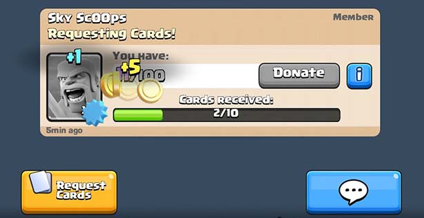 donating-cards-to-your-clan