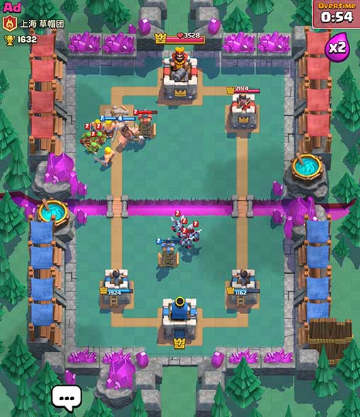 Best arena 4 to 6 deck clash royale tactics guide for Deck arene 6 miroir