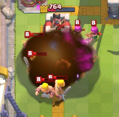 clash of clans upgrade lvl 4 barbarians cost