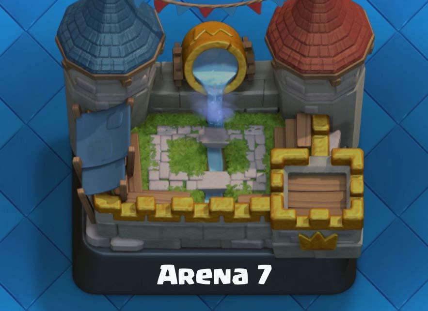 Builder S Workshop Cards Arena 6 Clash Royale Tactics