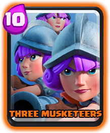 three-musketeers-new-clash-royale-card