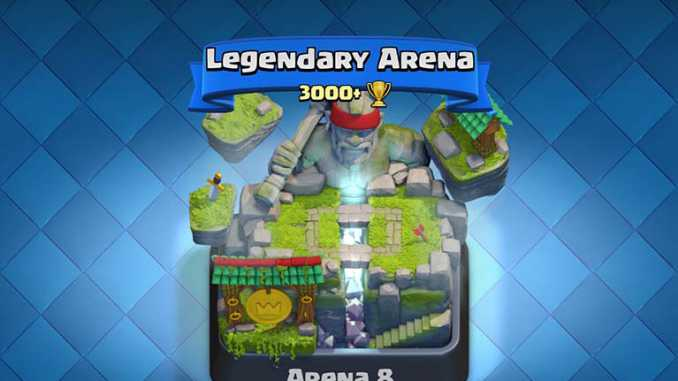 How to reach Legendary Arena | Clash Royale Tactics Guide