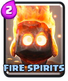 Fire-Spirits-Common-Card-Clash-Royale