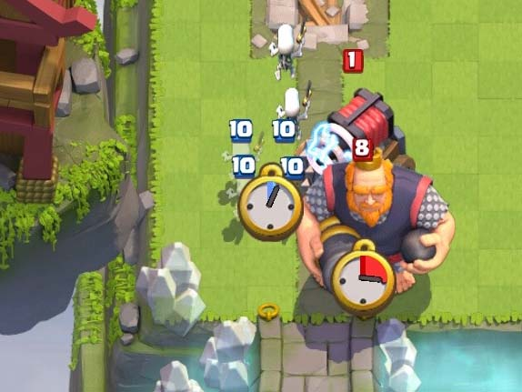 drop-skeletons-distract-sparky