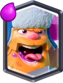 Lumberjack-Card