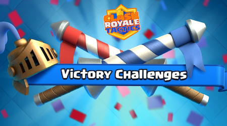 Challenges clash royale