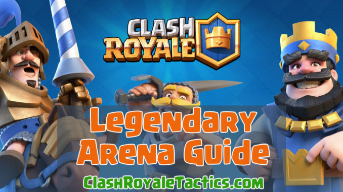 Legendary Arena Guide Decks Cards Winning Tactics