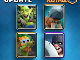 Clash Royale New Cards - Jan 2017 Update