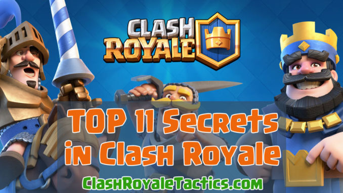 ... Most Clash Royale Players Don't Know – Clash Royale Tactics Guide