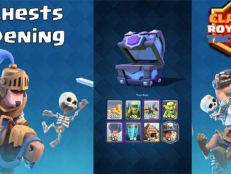 9 Chest Unboxing - Clash Royale Tactics
